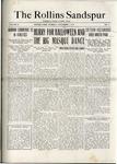 Sandspur, Vol. 21 No. 02, November 1, 1919.