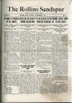 Sandspur, Vol. 21 No. 04, November 15, 1919