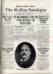 Sandspur, Vol. 21 No. 05, November 22, 1919.