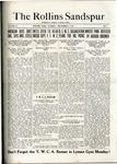Sandspur, Vol. 21 No. 07, December 6, 1919. by Rollins College