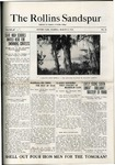 Sandspur, Vol. 21 No. 18, March 13, 1920. by Rollins College
