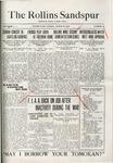 Sandspur, Vol. 21 No. 19, March 20, 1920