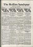 Sandspur, Vol. 21 No. 23, April 17, 1920 by Rollins College
