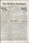 Sandspur, Vol. 21 No. 24, April 24, 1920