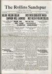 Sandspur, Vol. 21 No. 26, May 8, 1920.