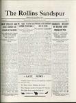Sandspur, Vol. 22 No. 03, October 30, 1920