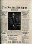 Sandspur, Vol. 22 No. 06, November 20, 1920