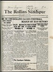 Sandspur, Vol. 22 No. 09, December 11, 1920. by Rollins College