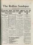 Sandspur, Vol. 22 No. 11, January 15, 1921. by Rollins College
