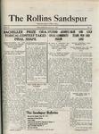 Sandspur, Vol. 22 No. 11, January 15, 1921.