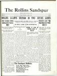 Sandspur, Vol. 22 No. 21, April 2, 1921.
