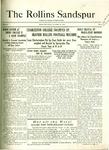 Sandspur, Vol. 23 No. 05, November 11, 1921