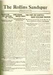 Sandspur, Vol. 23 No. 08, December 23, 1921.