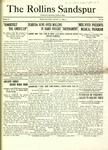 Sandspur, Vol. 23 No. 10, January 21, 1922.