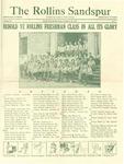 Sandspur, Vol. 24 No. 07, November 17, 1922.