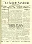 Sandspur, Vol. 24 No. 08, November 24, 1922.