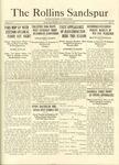 Sandspur, Vol. 24 No. 15, February 9, 1923.