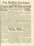 Sandspur, Vol. 24 No. 16, February 16, 1923.
