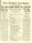 Sandspur, Vol. 24 No. 17, February 22, 1923.