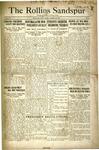 Sandspur, Vol. 25 No. 01, September 25, 1923.