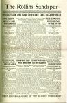 Sandspur, Vol. 25 No. 03, October 12, 1923.