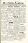Sandspur, Vol. 29 No. 22, March 16, 1928.