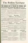 Sandspur, Vol. 29 No. 28, April 27, 1928.