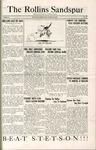 Sandspur, Vol. 30 No. 04, October 19, 1928.