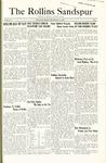 Sandspur, Vol. 30 No. 07, November 9, 1928