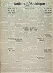Sandspur, Vol. 37 No. 04, October 26, 1932