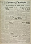 Sandspur, Vol. 37 No. 05, November 2, 1932.