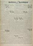 Sandspur, Vol. 37 No. 07, November 16, 1932.