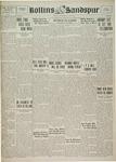 Sandspur, Vol. 37 No. 12, January 4, 1933