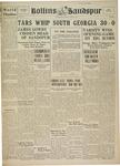 Sandspur, Vol. 38 No. 04, October 18, 1933