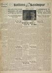 Sandspur, Vol. 38 No. 05, October 25, 1933 by Rollins College