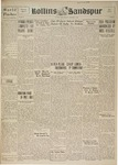 Sandspur, Vol. 38 No. 07, November 08, 1933 by Rollins College