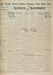 Sandspur, Vol. 38 No. 09, November 22, 1933