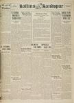 Sandspur, Vol. 38 No. 11, December 6, 1933 by Rollins College