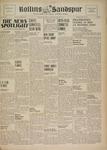 Sandspur, Vol. 41 (1934-1935) No. 06, October 31, 1934