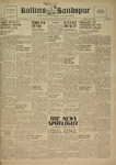 Sandspur, Vol. 41 (1934-1935) No. 08, November 14, 1934