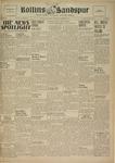 Sandspur, Vol. 41 (1934-1935) No. 09, November 21, 1934 by Rollins College