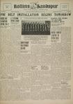 Sandspur, Vol. 41 (1934-1935) No. 16, January 30, 1935
