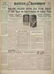 Sandspur, Vol. 41 (1935-1936) No. 01, October 2, 1935