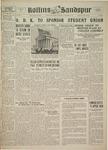 Sandspur, Vol. 41 (1935-1936) No. 07, November 13, 1935