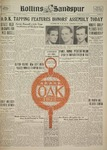 Sandspur, Vol. 41 (1935-1936) No. 15, January 22, 1936