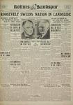 Sandspur, Vol. 42 No. 06, November 4, 1936 by Rollins College
