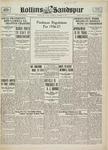 Sandspur, Vol. 43 No. 01, September 29, 1937 by Rollins College