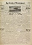 Sandspur, Vol. 43 No. 05, October 27, 1937