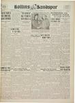 Sandspur, Vol. 43 No. 06, November 3, 1937 by Rollins College