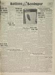 Sandspur, Vol. 43 No. 09, November 24, 1937 by Rollins College